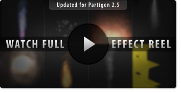 Watch the full Partigen 2 particle effects reel.