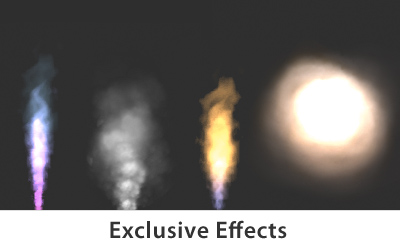 Exclusive Flash Effects